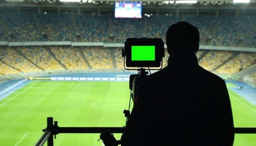 Закулисье матча. Как транслируют футбол?
