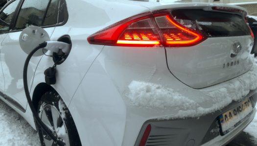 Электромобиль зимой: оправданы ли страхи?