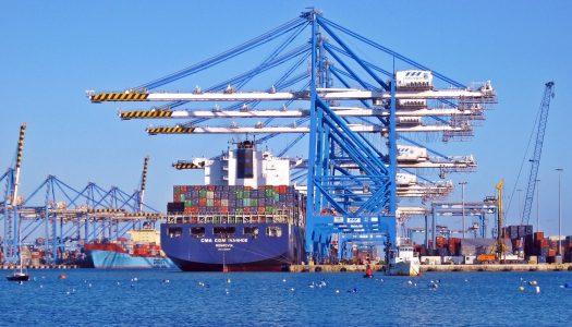 Порты — жизненная артерия открытой экономики