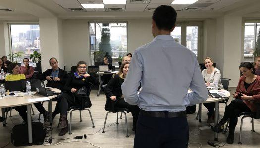 Выпускники первой Школы коммуникаций SCM год спустя. Часть I