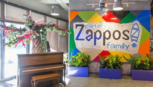 Доставляет ли Zappos счастье своим сотрудникам